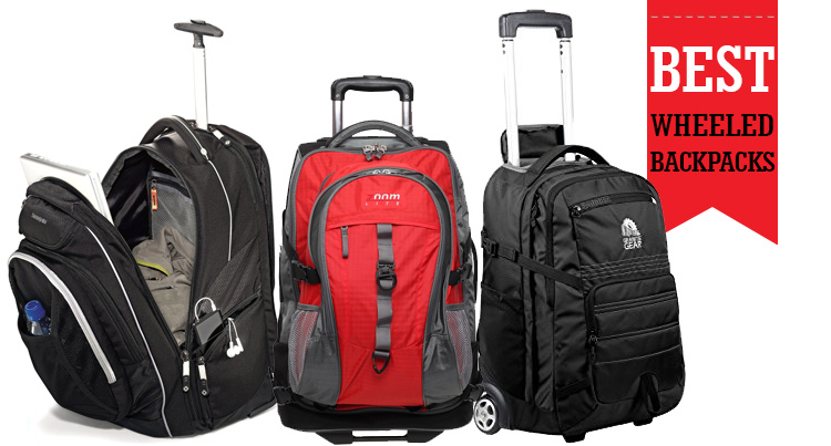 Wheeled Backpack Reviews